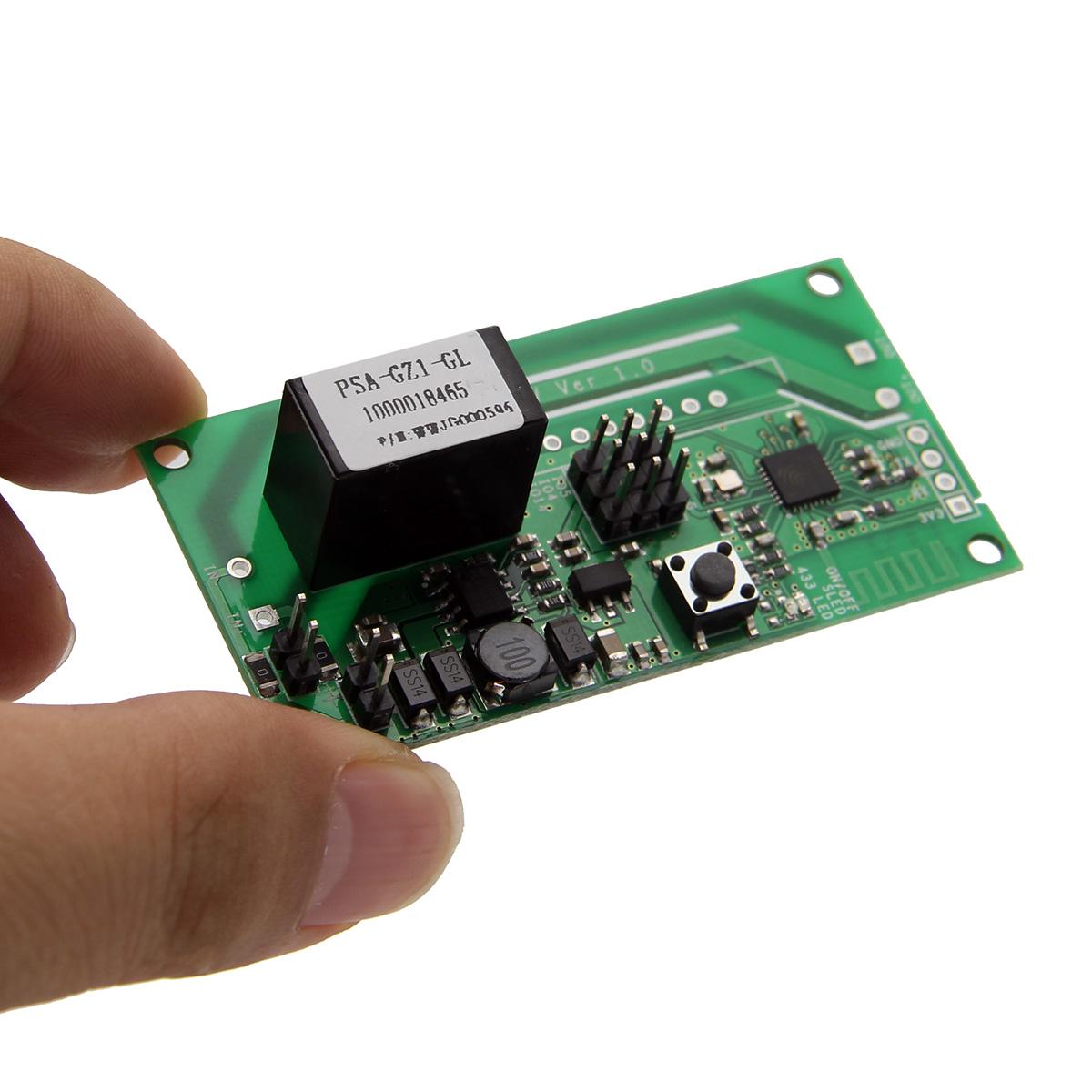 Circuito Wifi : Circuito interruptor de voltaje seguro sv inalámbrico wifi
